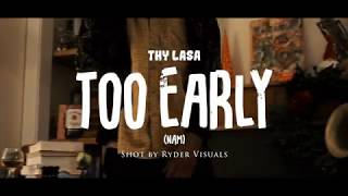 Too Early/Not A Miracle (Feat. DG Sax) | Shot by Ryder Visuals