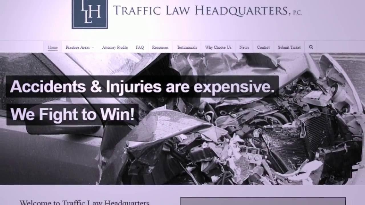 Speeding & Traffic Ticket Lawyers in St Louis City, St ...