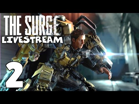 Central Production B - The Surge Gameplay Xbox One - Livestream 2