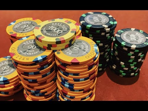 HIGH STAKES 10/20/40 NL!!! ALL IN vs MAIN EVENT CHAMPION!! MUST SEE!!! Poker Vlog Ep 96