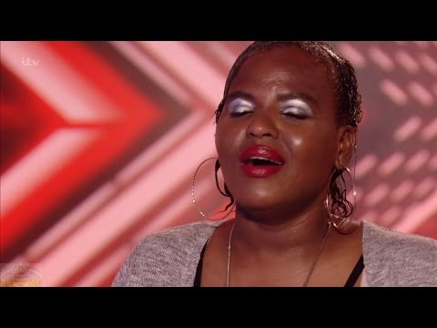 The X Factor UK 2016 Week 1 Auditions Abiolo Allicock Full Clip S13E02