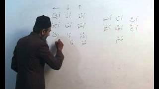 Arabi Grammar Lecture 13 Part 02   عربی  گرامر کلاسس