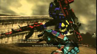 Armored Core Verdict Day Co-op with Zomby and Smizoke part 1