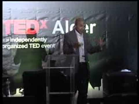 Hadj Khelil at TEDxAlger