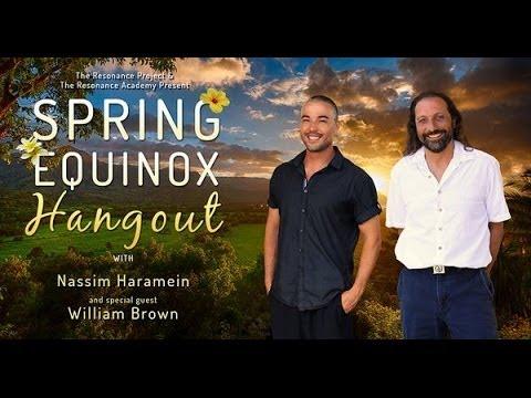 Spring Equinox 2014 Hangout
