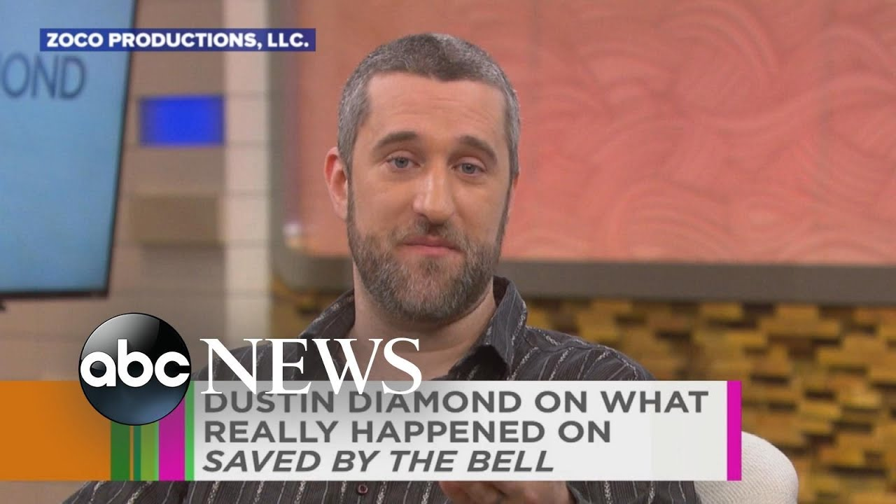 Dustin Diamond Apologizes to 'Saved by the Bell' Co-Stars