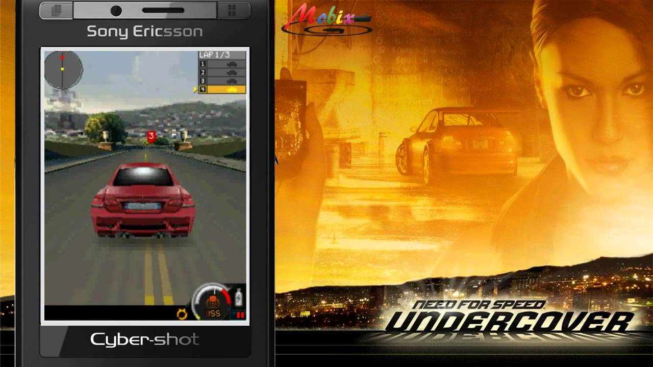 Tai Game Need For Speed Undercover 3D Java Game HD