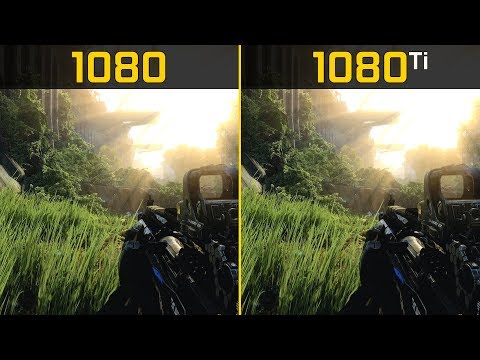 Crysis 3 GTX 1080 vs. GTX 1080 Ti (Can it run Crysis?)