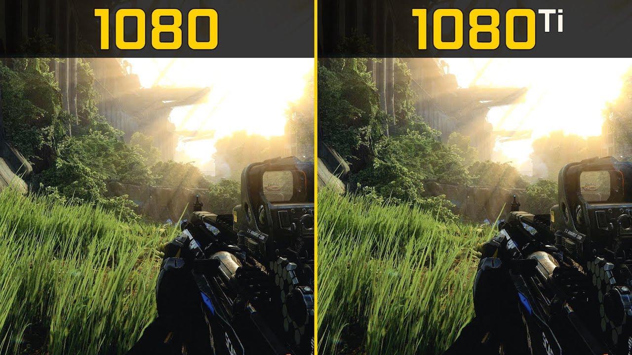 crysis 3 gtx 1080