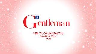Gentleman Yeni Yıl Online Balosu
