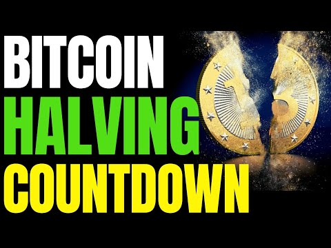 BITCOIN (BTC) HALVING COUNTDOWN: Top Crypto Analyst Says He's 'All-In' With Just 5 Days to Go!