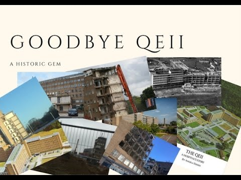 Goodbye - Queen Elizabeth II Hospital - Welwyn Garden City