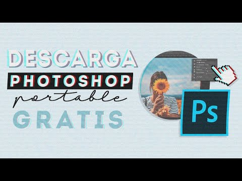 ¡ DESCARGA ADOBE PHOTOSHOP PORTABLE + LITE ! | Nat&Dani ✧