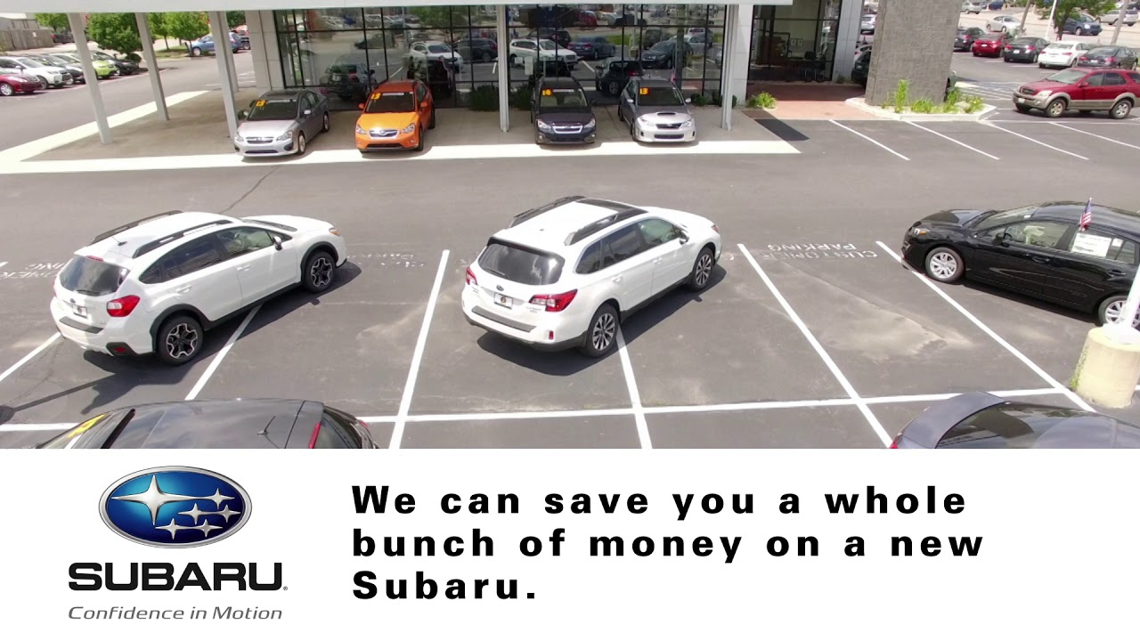 Subaru Fort Wayne >> Fort Wayne Subaru December 2018 Youtube