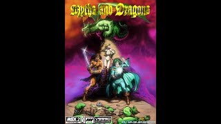 Directo #42# Myths and Dragons (Kai Magazine) MSX - Con Araubi