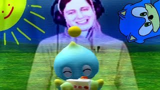 Ein  Sega EyeToy Abenteuer mit Koty und Kegy