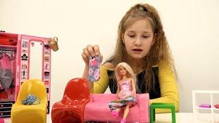 Выбираем Купальник для Барби. Мультики для Девочек. Купальники для