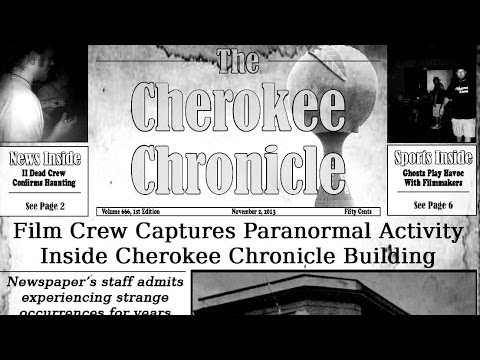 Haunted Echoes: The Cherokee Chronicle