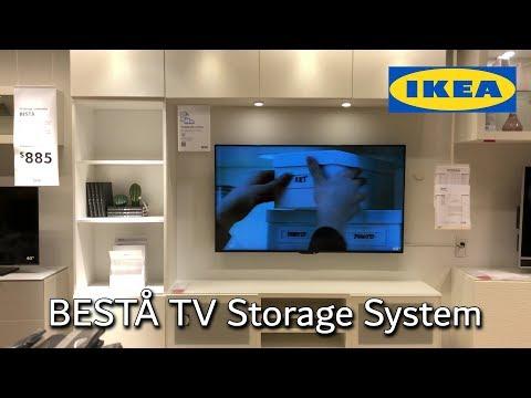 IKEA BESTÅ TV Storage System