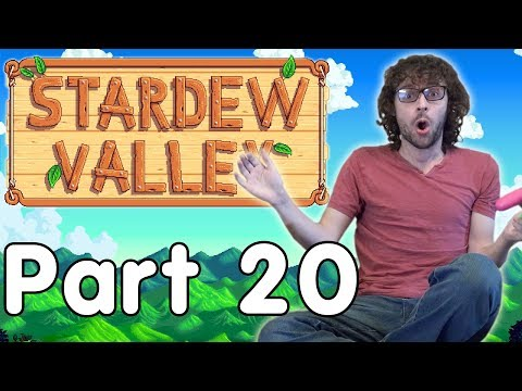 Stardew Valley - Secret Spa - Part 20