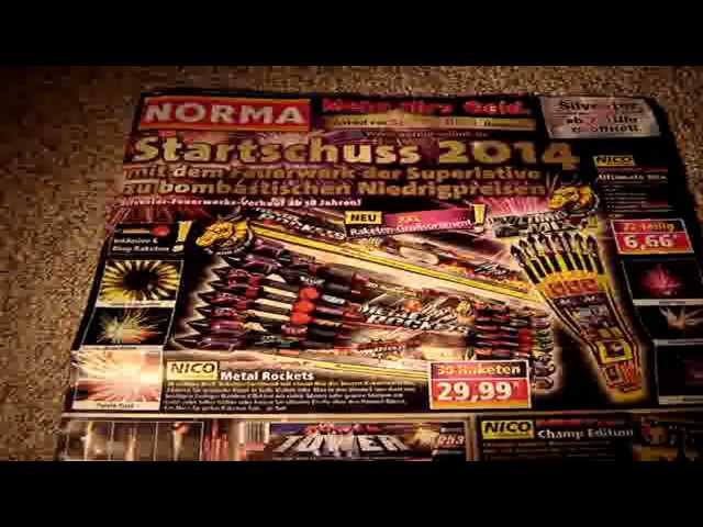 Silvester Katalog 13/14: Norma