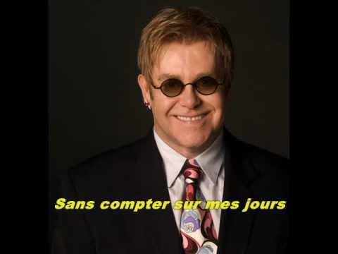 Charles Aznavour y Elton John - Hier encore