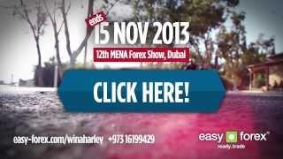 easy-forex, Harley Davidson give away, MENA