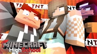 YOU ARE NOT THE FATHER!!! | Minecraft HighSchool [S9: Ep.14 Minecraft Roleplay Adventure]