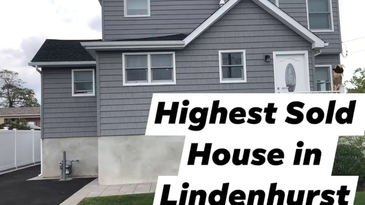 Highest Sold House Lindenhurst