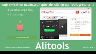 Un outil très pratique et 100% gratuit pour tous les utilisateur d'Aliexpress !