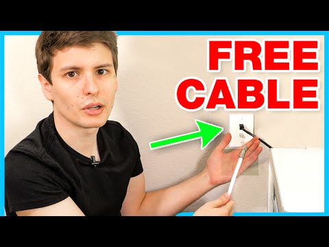 How to Get Free Cable (All Channels)