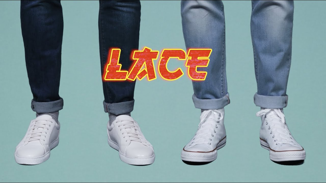 e9a3aad69b0 How to lace trainers 2 ways - interactive video | ASOS Menswear tutorial