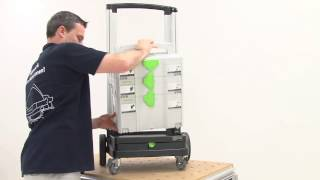 Festool TV Folge 32 - SYS-Roll und SYS-Cart