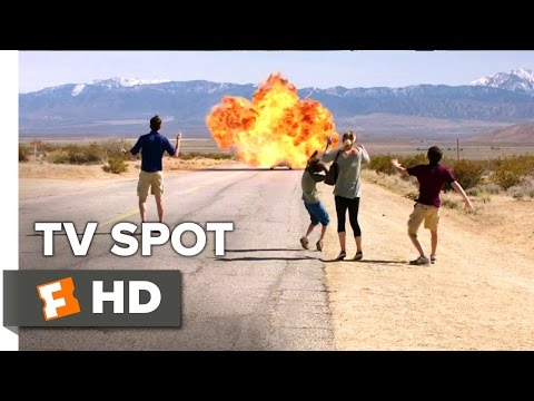 Vacation TV SPOT - Now Playing (2015) - Ed Helms, Christina Applegate Comedy Movie HD