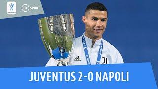 Juventus vs Napoli (2-0) | Ronaldo breaks ALL-TIME goalscoring record! | Supercoppa Final Highlights
