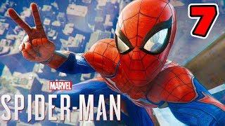 Spider-Man PL (07) - POSZUKIWANIE ŚMIECIARKI! xD [PS4 PRO] | 4K | Vertez