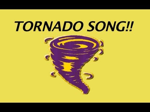 Songify This - TORNADO SONG!! - look at the tree
