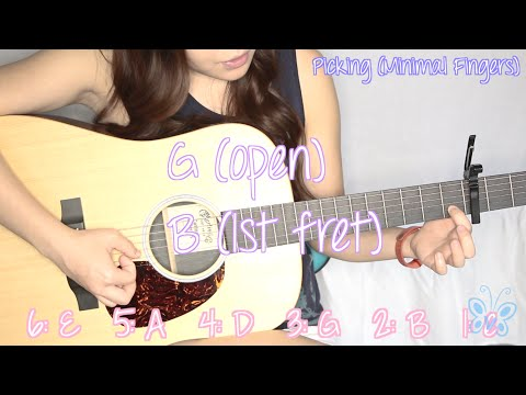 She Looks So Perfect  5SOS EASY Guitar TutorialChords