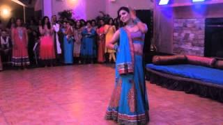 """Dil Kho Gaya...Teri Ore"" - Pamela & Manish Sangeet Party"