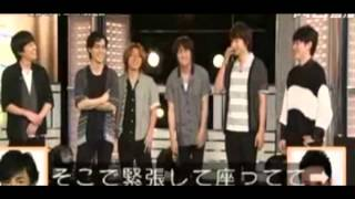 関ジャニ∞ トークpart2 6月9日