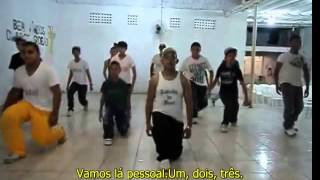 Hip Hop Street Dance учимся