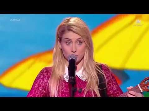 Laura Laune gagne La France a un incroyable talent 2017