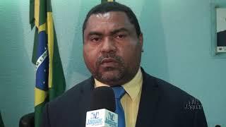 Vereador Luizinho espoe sua opinião sobre as reivindicações dos servidores
