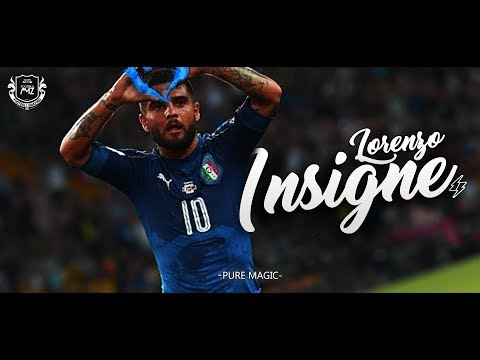 Lorenzo Insigne 2017 | Pure Magic | Skills & Goals 16/18 // HD