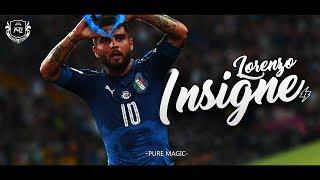 Lorenzo Insigne 2017 | Pure Magic | Skills & Goals 16/18 // HD