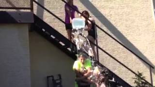 Miss. Joelle ice bucket challenge