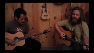 "Mike Love- ""Promise Land"" - acoustic w/ Corey Fujimoto"