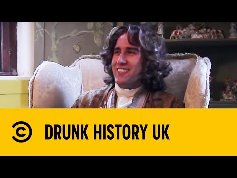 Matthew Lewis on Drunk History