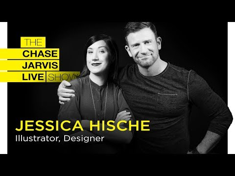 Habits For Ultra-Productivity w/ Jessica Hische | Chase Jarvis LIVE