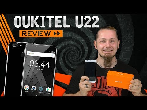 OUKITEL U22 📱 Dual-Frontkamera + Low Budget? [Review, German, Deutsch]